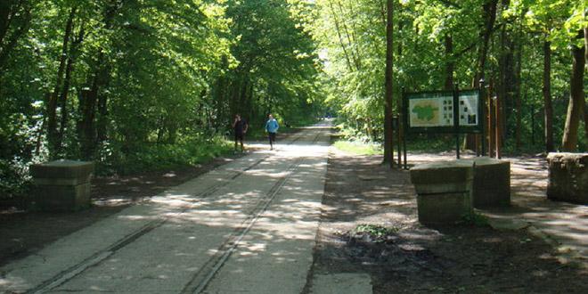 parc forestier poudrerie sevran