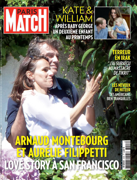 paris match filippi montebourg ex ministes couple