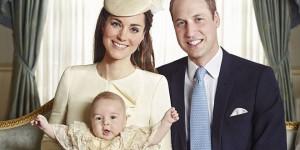 prince william george couple kate middleton
