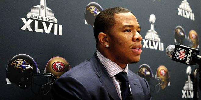Baltimore Ravens Super Bowl XLVII Media Availability