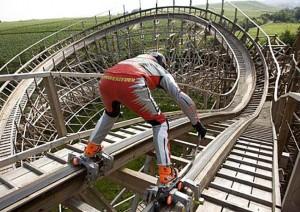 roller skating coaster