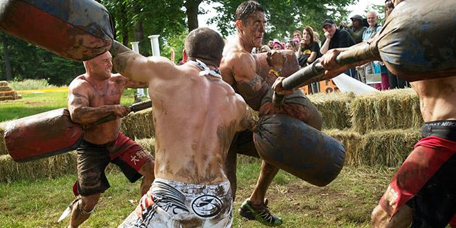 spartan race france boue