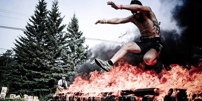spartan race france feu