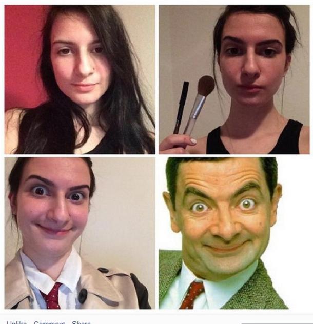 transformer 3 photos humour