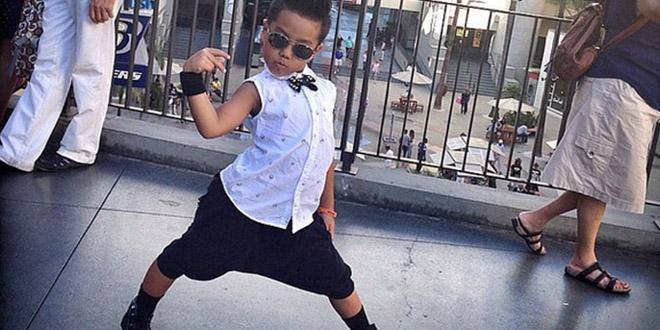 Aidan Prince Xiong danse
