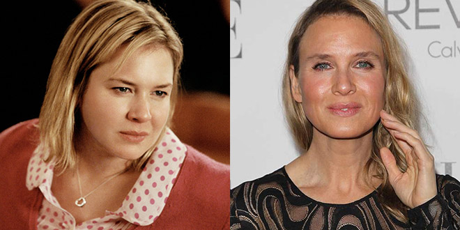 Rene Zellweger bridget jones