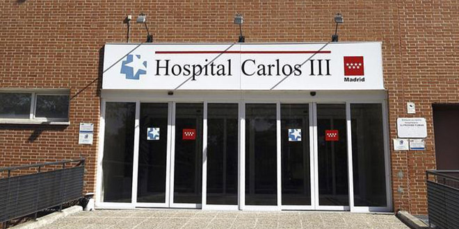 hopital espagne carlos III
