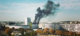 incendie radio france