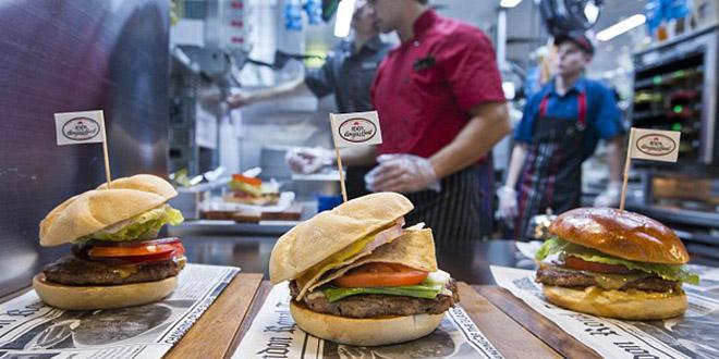 mcdo commande burger gourmet