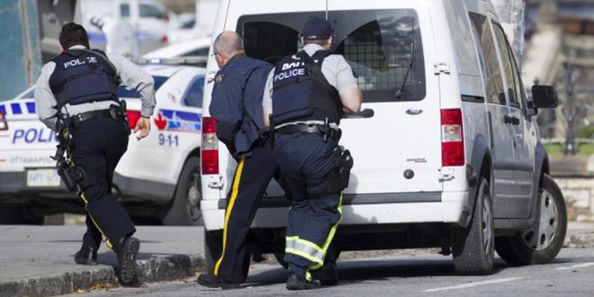 parlement ottawa police