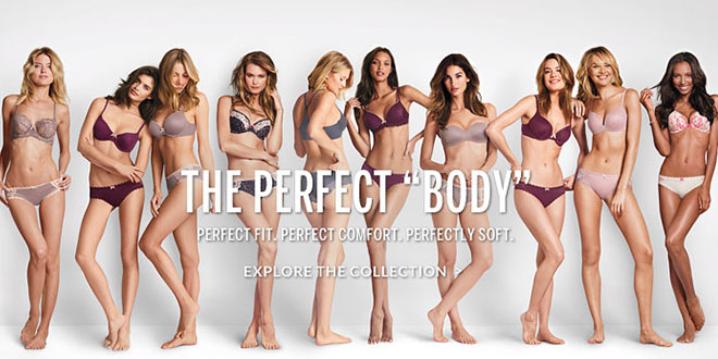 pub victoria secret the perfect body
