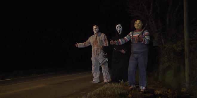 remi gaillard halloween blague