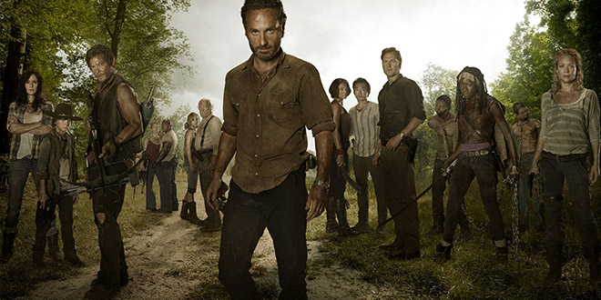 saison 5 the walking dead