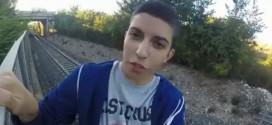 selfie ado italie tgv