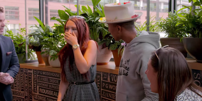 surprise surprise fan pharrell williams