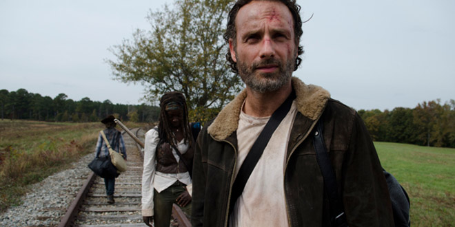 the walking dead saison5