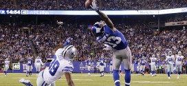 Odell Beckham Jr touchdown ny giants
