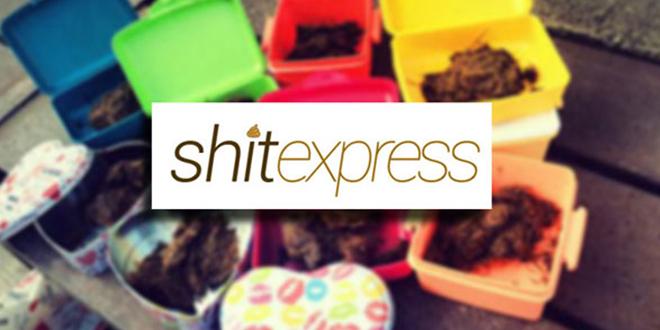 shit expres