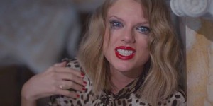 Taylor Swift clip Blank Space