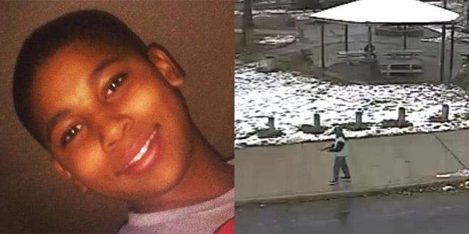 cleveland enfant tue policier parc