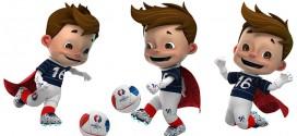 goalix mascotte euro 2016