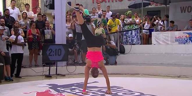 melody donchet foot freestyle championne bresil