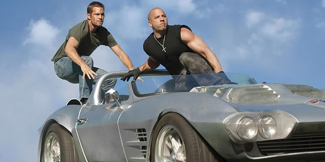 paul walker film vin diesel