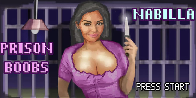 prison boobs nabilla jeu