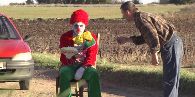 remi gaillard clown