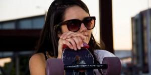 Ana Maria Suzano skate