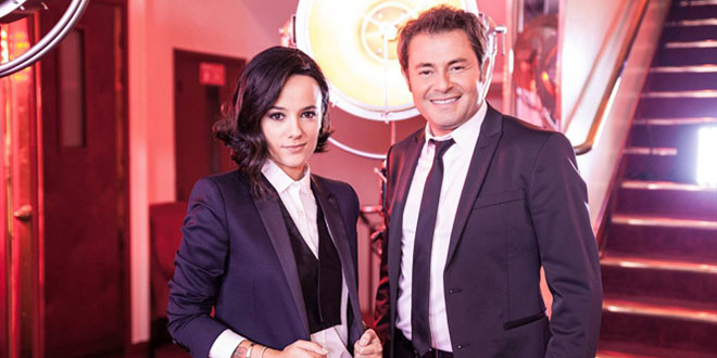 alizee et jerome anthony