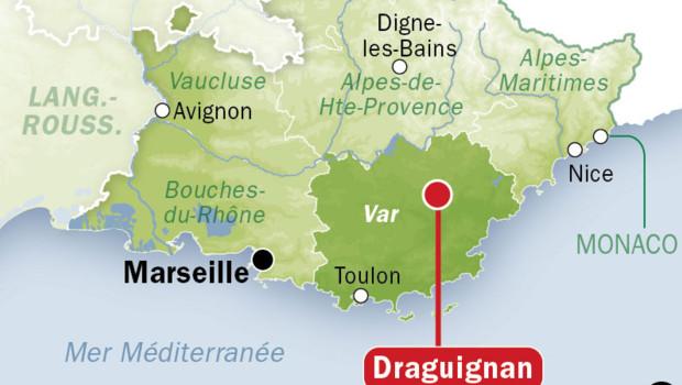 sud france draguignan