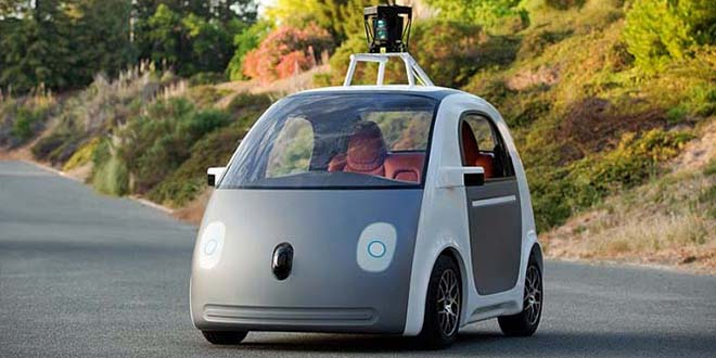 google car autonome