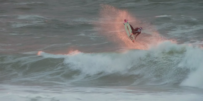 hossegor surf pere noel