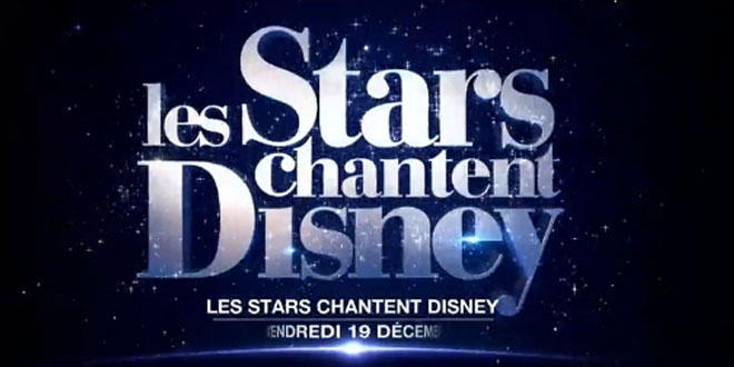 les stars chantent disney