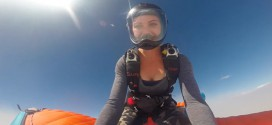 rodeo wingsuit fille