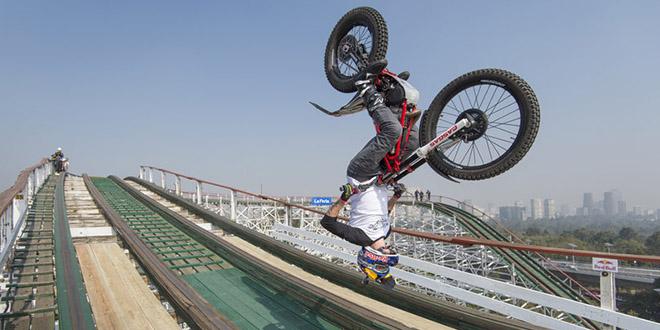 roller coaster moto trial