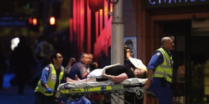 sydney otages