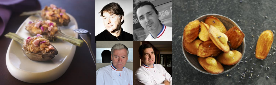 likeachef chefs noms etoiles
