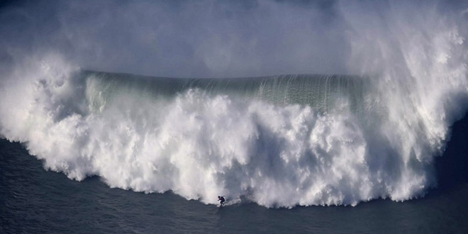vague haute nazare