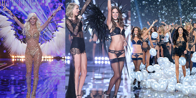 victoria's secret fashion