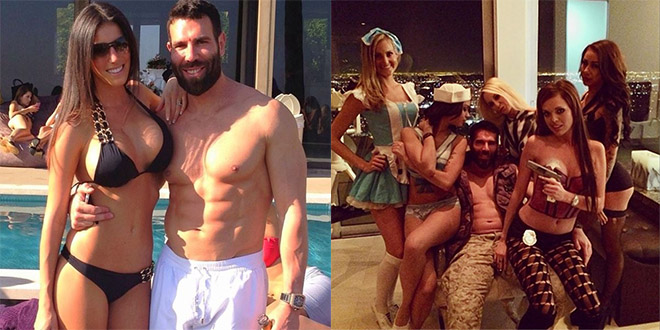 Dan Bilzerian photo instagram sexy