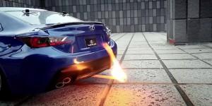 Drift44 drifts lexus