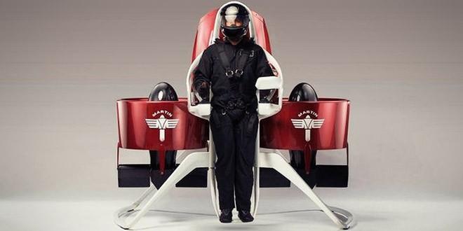 Martin Jetpack Glenn Martin