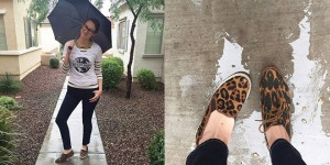 Summer Bellessa fils tenue jour chaussures