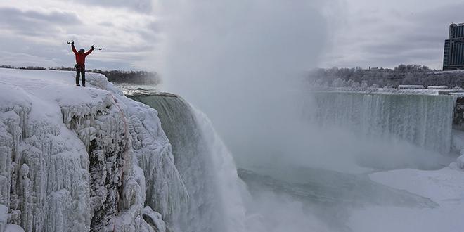 Will gadd chutes du Niagara