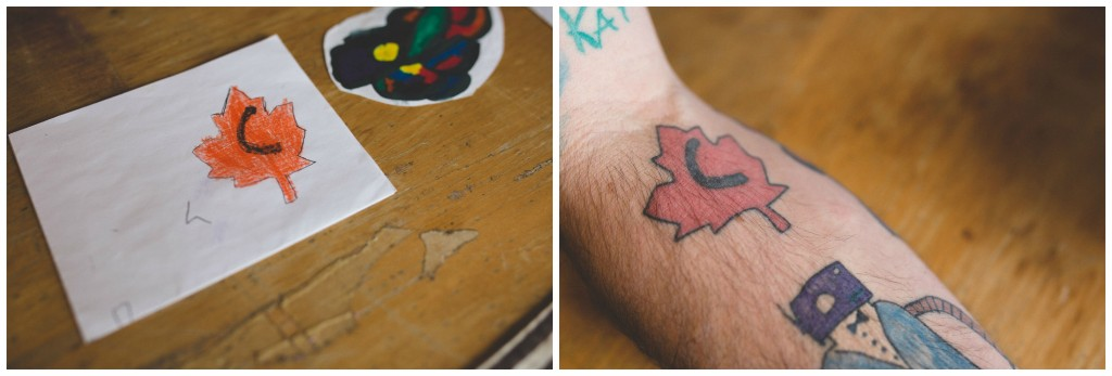 tatouage canada
