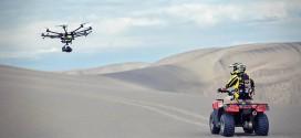 alex chacon dronie selfie