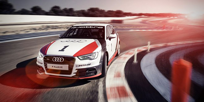 audi andurance experience course