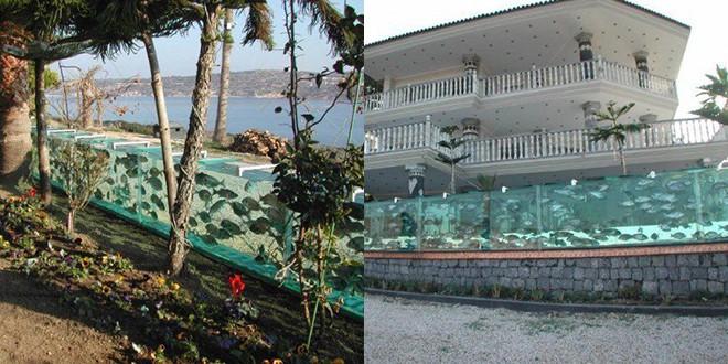 barriere aquarium